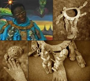 1-5 HUELLAS DE EXTRATERRESTRES EN AFRICA