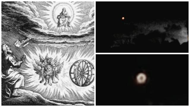 FotorCreated11 ¿La Rueda UFO de Ezequiel Aparece en la India?