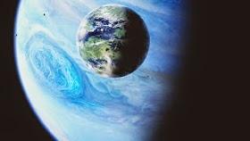 PandorainfrontofPolyphemus Proyecto longshot misión alpha centaury