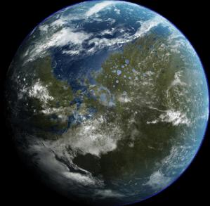 U2nsxj Proyecto Tierra II: Terraformación de Marte
