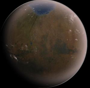 U2nuFv Proyecto Tierra II: Terraformación de Marte