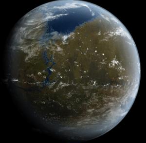 U2nuFx Proyecto Tierra II: Terraformación de Marte