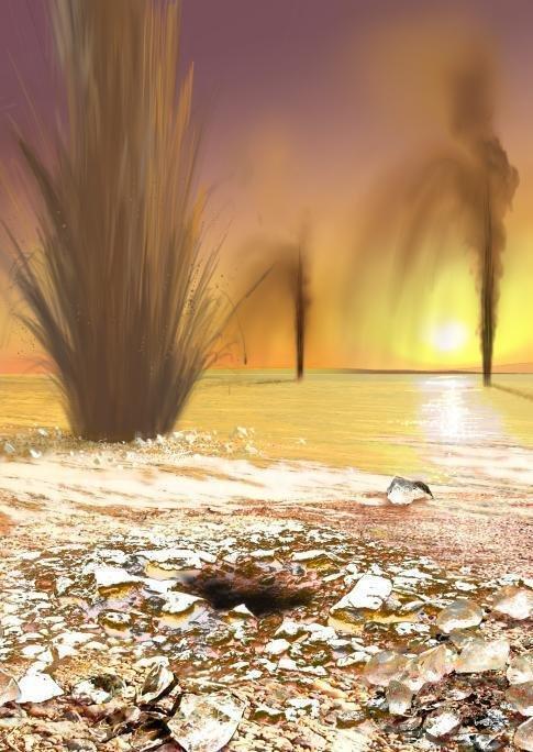esas-cosas-negras-en-el-suelo-de-marte-son-peligrosas-2 ¿Esas cosas negras en el suelo de Marte son peligrosas?