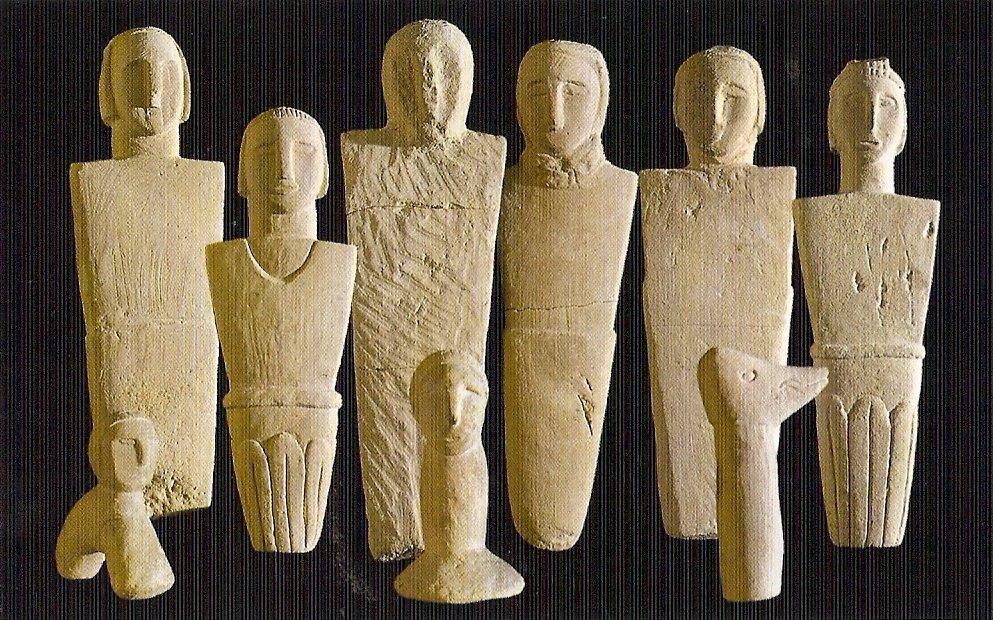 fat11 Templos IMPOSIBLES de una religión PREHISTÓRICA anterior a Adán: Los templos de Hagar Qim en Malta