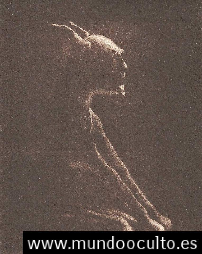 Gamigín: un demonio en el Purgatorio.