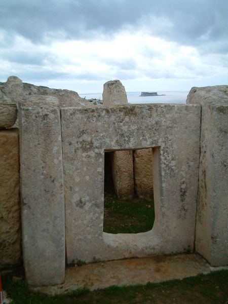 hagarqim1 Templos IMPOSIBLES de una religión PREHISTÓRICA anterior a Adán: Los templos de Hagar Qim en Malta