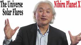kakau1 Dr. #Michio Kaku: #Nibiru está aquí prepárese para la #extinción tota