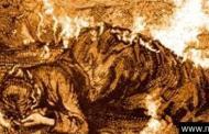 La extraordinaria combustión espontanea de Cornelia Zangari
