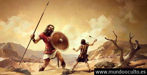 La misteriosa Raza de Gigantes Bíblicos, los #nefilim