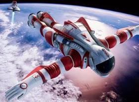 laconquistadelespacioFururoespacial Proyecto longshot misión alpha centaury