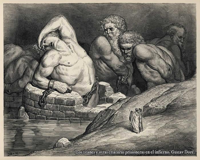 mitologia-griega-titanes Mitología Griega: Titanes