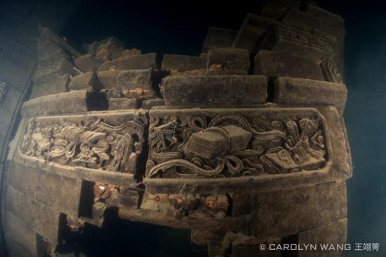 qiandao_lake_ruins_16-4 Las 5 ciudades olvidadas bajo las aguas