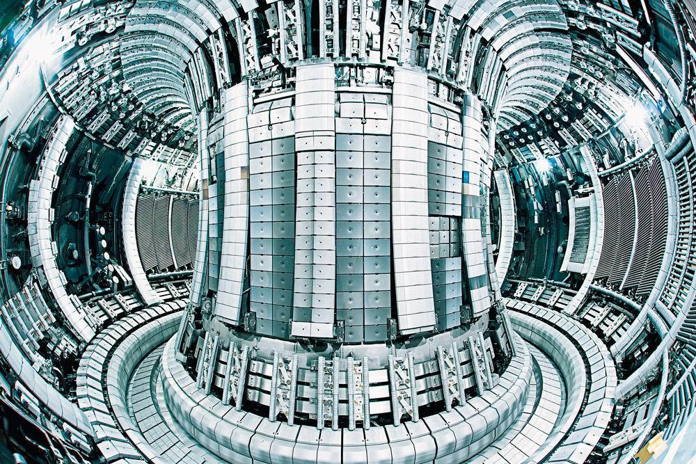 reactor-fusion Solución revolucionaria al misterio de la reconexión magnética