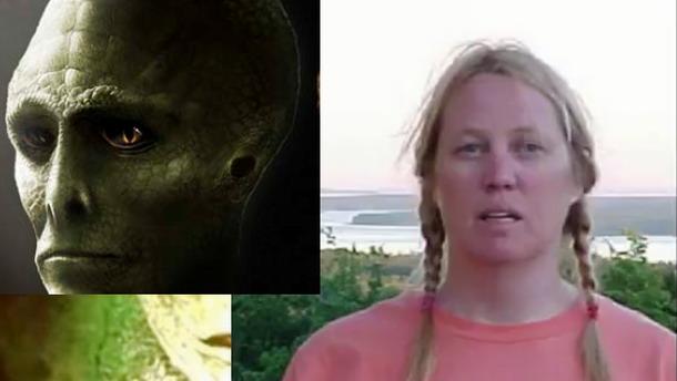rep1 Mujer advierte que todos estamos a punto de morir!, los extraterrestres hibridos humanos están colonizando la Tierra.