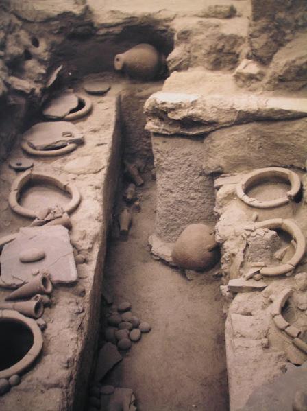thera_excavaciones HOLOCAUSTO NUCLEAR EN TIEMPOS REMOTOS