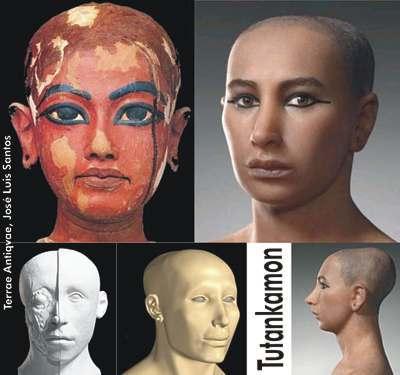 tutankamon El misterio de Akenaton