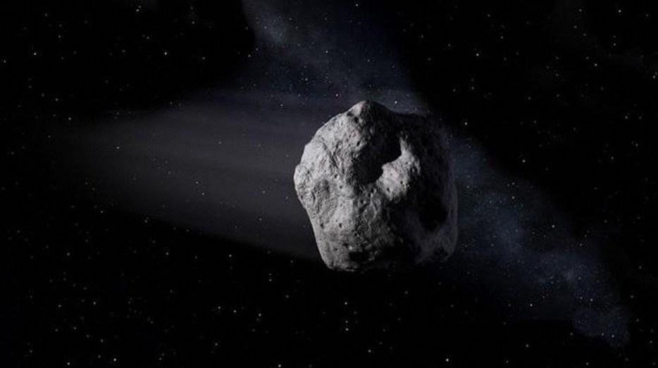 ScreenShot018-3 Un asteroide de gran tamaño 'rozó' la Tierra a una velocidad de 16 kilómetros por segundo y nadie se enteró