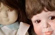 Katrin Reedik y su colección de muñecas embrujadas