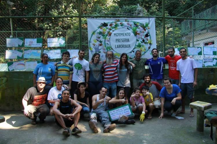 Movimento Preserva Laboriaux July 2013