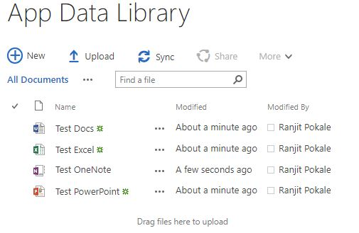 How to connect Power Apps to SharePoint document library