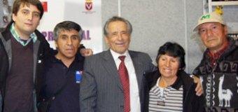 LAJINOS BENEFICIARIOS DE PRODESAL PRESENTES EN EXPO MUNDO RURAL