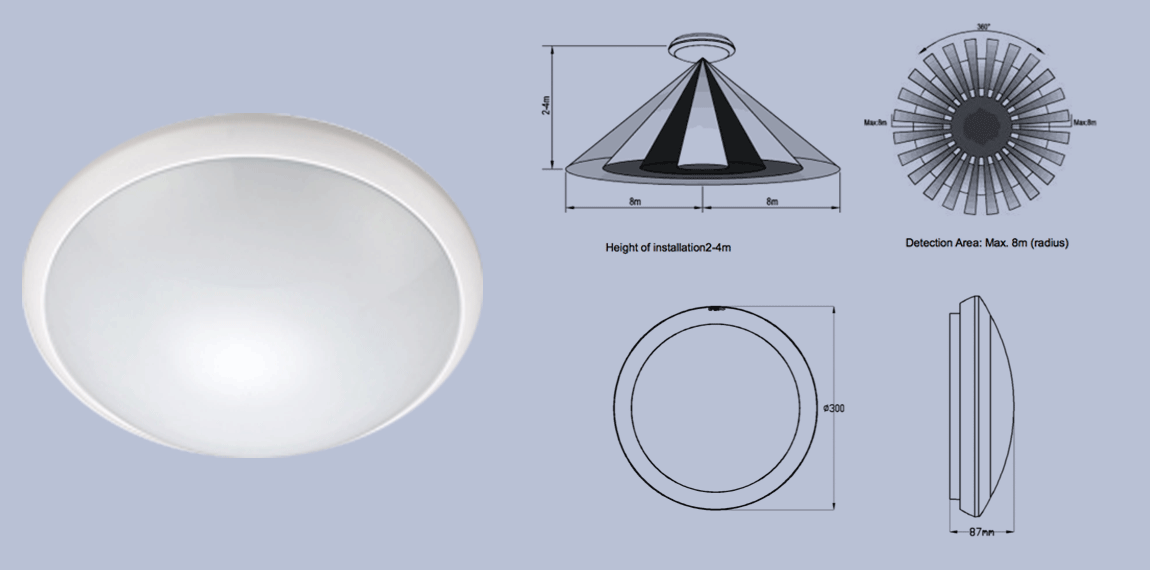 LED-Sensor-Ceiling-Lamp