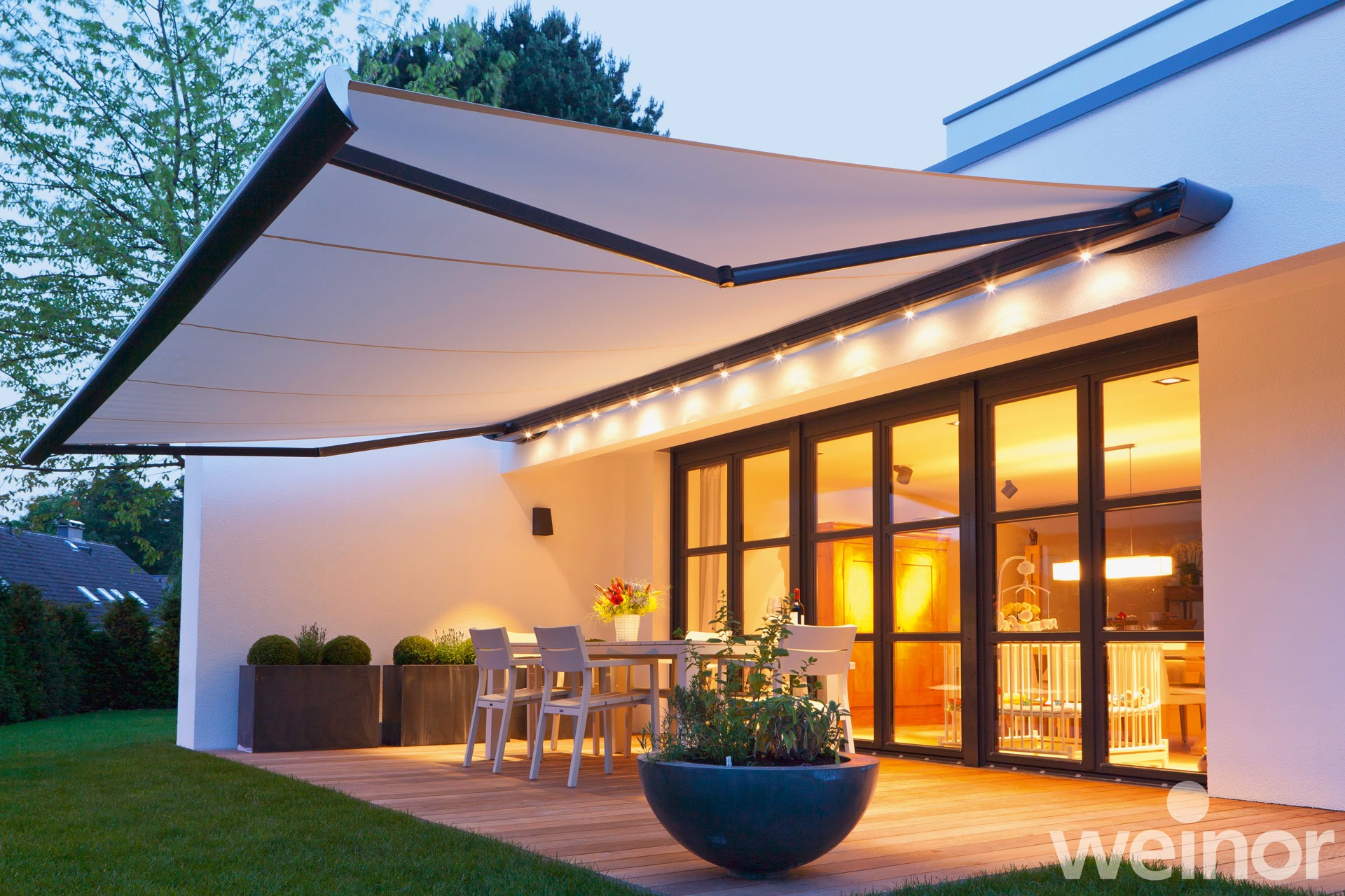 Uitval Zonnescherm Munster Awnings Outdoor Living Products For The