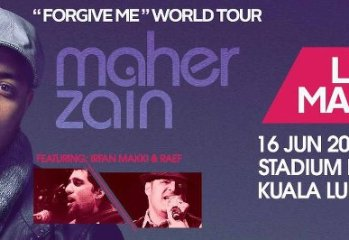 Forgive Me World Tour 2012