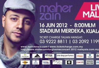 Maher Zain Forgive Me Live In Concert 2012