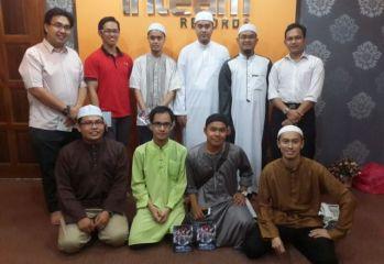 Majlis Iftar Komuniti Teman Inteam 1435H.