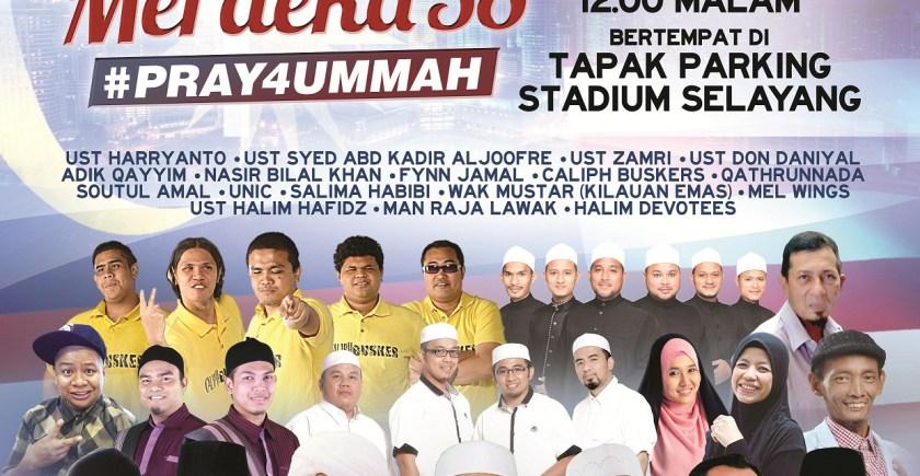 Malaysiaku merdeka
