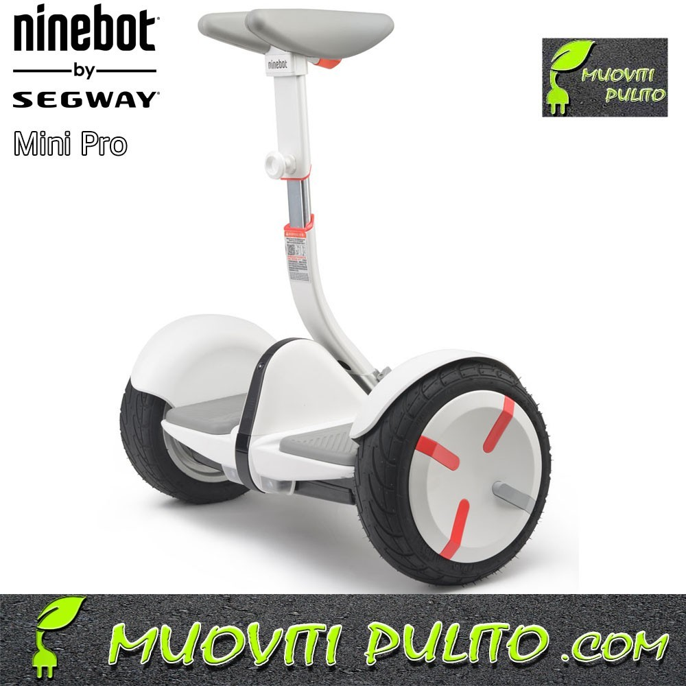 Hoverboard Con Sedile Ninebot Minipro Segway Hoverboard Professionale Torino