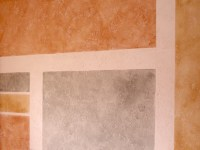 Decorate your walls with Texture and paint