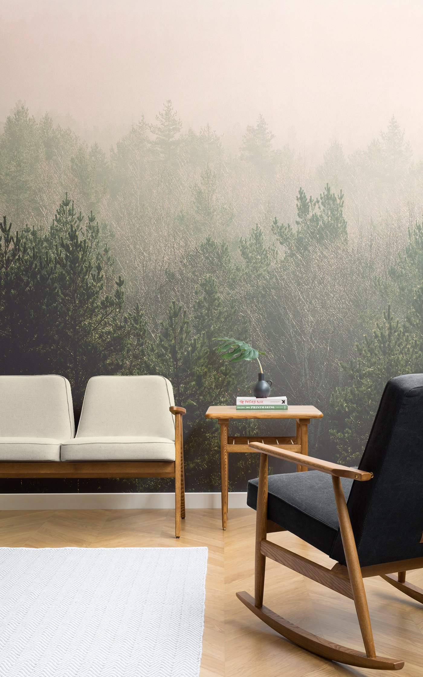 Papier Peint Couloir Moderne Modern Living Room Wallpaper Ideas For A Stylish Space Murals