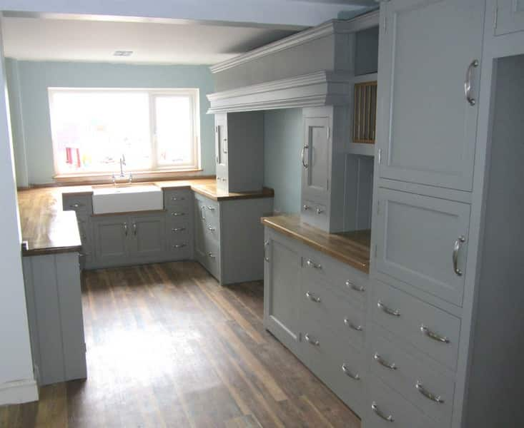 Farm Kitchen Island Cosy Galley Kitchens - Murdoch Troon
