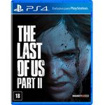 Game The Last Of Us II - PS4