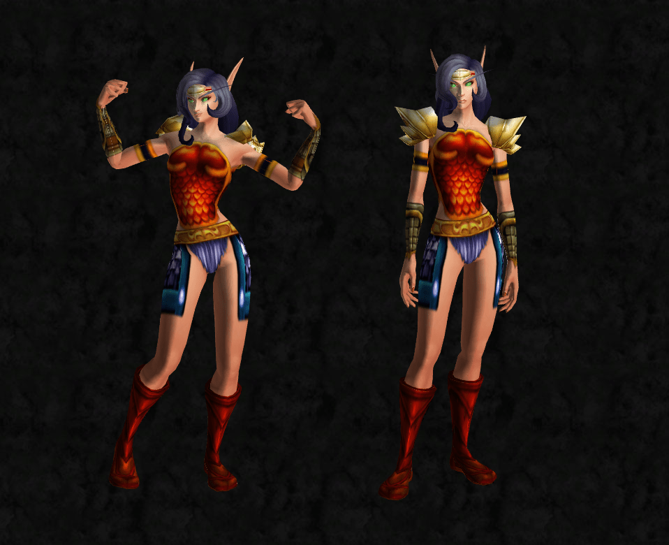 Warcraft Best Transmog Plate For The Boots