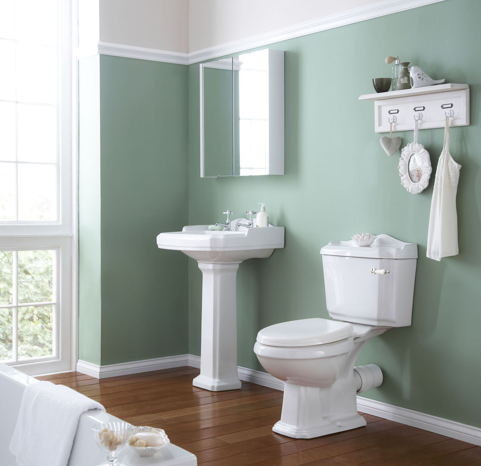 Choosing The Right Paint Colour For Your Bathroom Murphy Brothers Decorators
