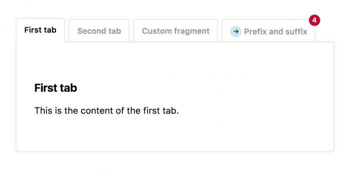 ☆ A Vue component to display tabs - Freek Van der Herten\u0027s blog on