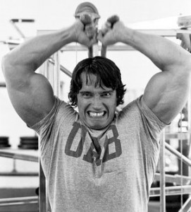 Arnold Schwarzenegger diet and nutrition