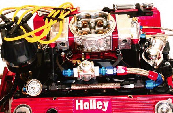 racing fuel filter install