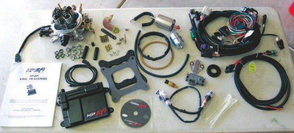 How to Install Holley HP Carb to EFI Conversions \u2022 Muscle Car DIY