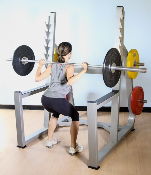 Squat Rack Muscle D Fitness