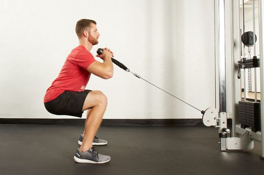 Functional Trainer Exercises 10 Exercises To Change It Up