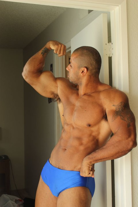 Muscle God Samson 3