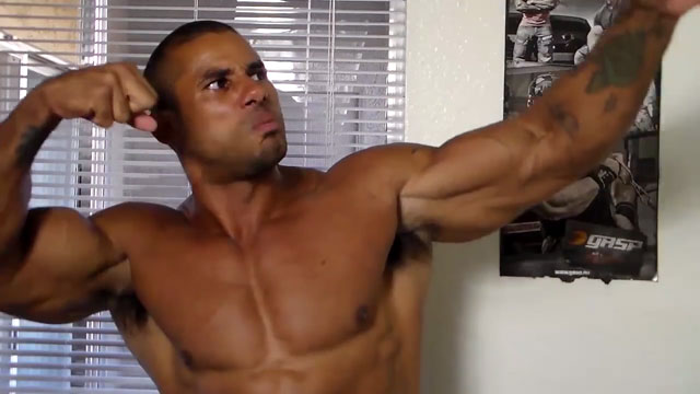 samson biggs Im a bodybuilder rap song photo 2