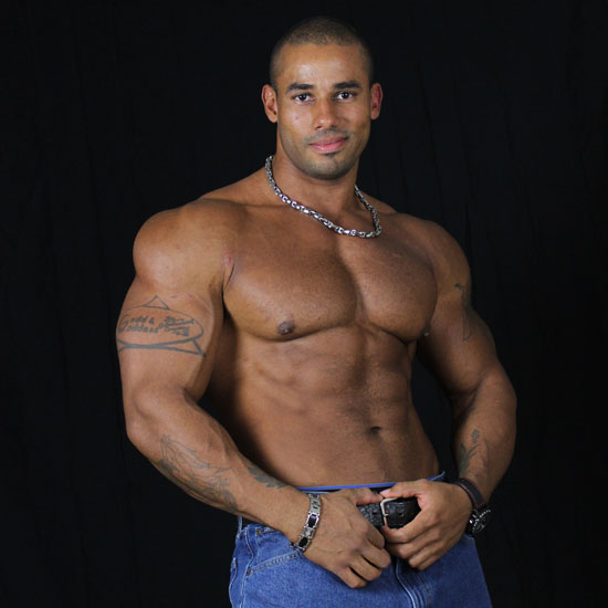 muscle god samson