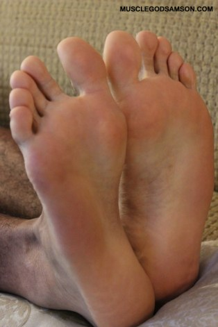 male foot worship 1