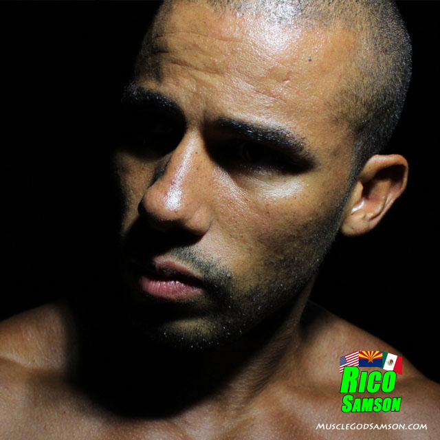 black bodybuilder rico samson photos 2