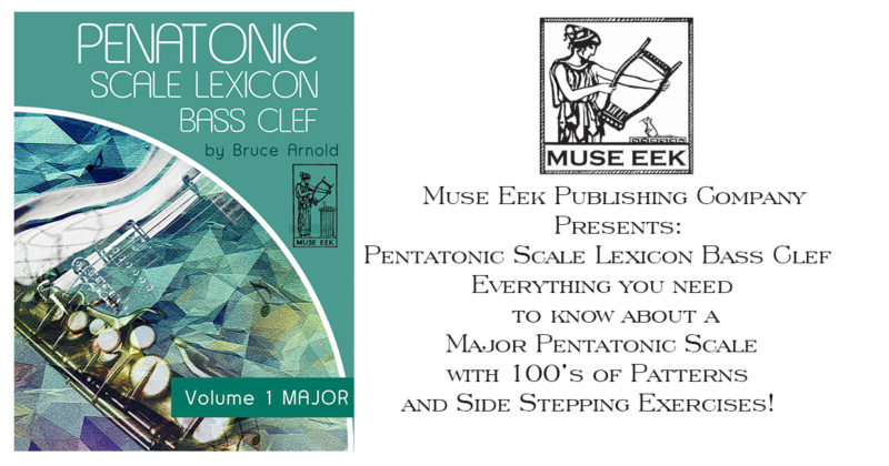 Pentatonic Scale Lexicon V1 Bass Clef - Muse EEKMuse EEK